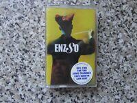 ENZso NEIL FINN TIM FINN 1996 UK CASSETTE TAPE - PLAY TESTED CROWDED HOUSE
