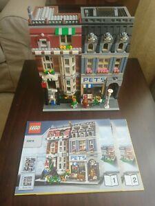 Lego Pet Shop Set 10218