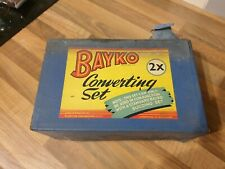 Bayko Building Parts / Collection - Used - Boxed