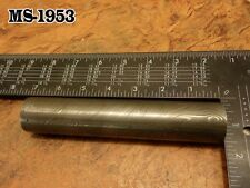 """7.0""""Forge Damascus steel 22.59 MM Hollow round Pipe guard/Ring jewelry@MS-1953"""