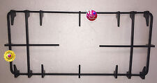 Griglia ORIGINALE Lofra centrale smaltata nera OPACA 49 x 22,5 cm