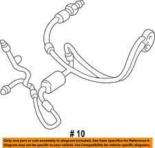 FORD OEM 04-05 F-150-A/C AC Hose Line Pipe 5L3Z19D850AB