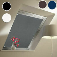 Skylight Blinds Blackout Thermal Sun Protection Windows Blind Easy Fit