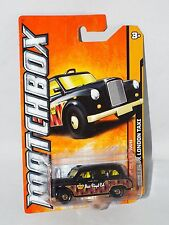 Matchbox 2012 MBX Old Town Series 5/10 Austin FX London Taxi  First Royal Cab