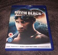 Pitch Black Bluray Unsealed