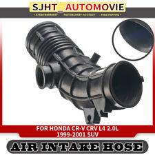 Engine Air Intake Hose Tube for Honda CR-V CRV 1999-2001 2.0L