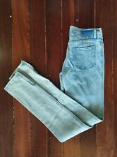 Ksubi Womens SPR Skinny Zip Jeans – Size 27 FREE POSTAGE