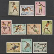 Burundi - 1964, Olympic Games, Tokyo set - MNH - SG 112/21