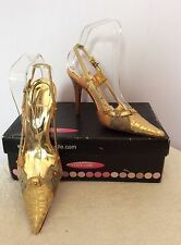 Moda in Pelle Stiletto 100% Leather Shoes for Women