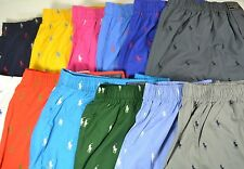 Polo Ralph Lauren Mens Boxer All Over Pony Classic Fit Underwear XS S M L XL XXL