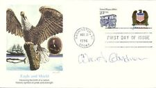 WILLIAM A. GARDNER - FIRST DAY COVER SIGNED