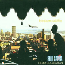 FREEDOM SATELLITE =soul samba/remix= Möstl/Aromabar/Dublex..= DUB DOWNTEMPO
