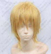 Kuroko's Basketball Kise Ryota blonde mix Cosplay Short Wig Postage Free