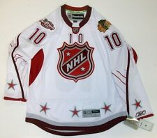 PATRICK SHARP BLACKHAWKS 2011 ALL STAR JERSEY X-LARGE