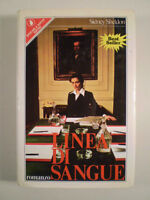 D794 LINEA DI SANGUE SIDNEY SHELDON SPERLING & KUPFER MILANO 1979 BEST SELLER
