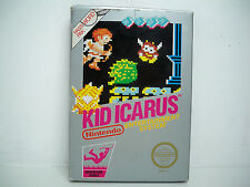 R0500018 KID ICARUS NES NINTENDO 100% COMPLETE W/ BOX & INSTRUCTIONS RARE