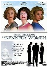 The Kennedy Women - Jackie, Ethel & Joan-DVD V/GOOD FREE POST AUS RARE REGION 4