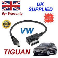 VW TIGUAN AMI MMI 000051446A MP3 iPOD PHONE MINI USB Cable replacement