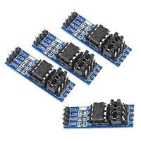 4Pcs EEPROM Module LC-AT24C256 I2C Development Module for Arduino