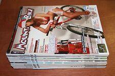 rivista ANNATA COMPLETA MAGAZINE CICLISMO TUTTO MOUNTAIN BIKE MTB 1/12 anno 2006
