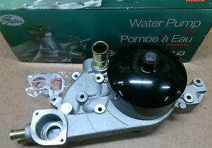 GATES Water pump Holden Commodore VT VX VY VZ 5.7L LS1 GEN III V8 WP1005
