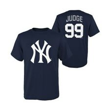 Aaron Judge New York Yankees Outerstuff MLB Authentic Youth Jersey T-Shirt Boys