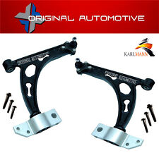 for SEAT TOLEDO 2004-2010 FRONT LOWER SUSPENSION CONTROL WISHBONE ARMS & BOLTS