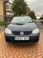 Volkswagen Golf 5 1.6 FSI Match, Manual, Petrol, 1 Former Keeper, Ready to Drive