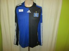 "Hamburger SV Adidas Formotion Langarm Spieler Trikot 2008/09 ""ohne Sponsor"" Gr.M"