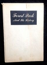"Vintage ""Forest Park And Its History"" St. Louis MO 1943 Visit St. Louis Committe"