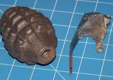 Toy Costume Halloween Display Wwii Pineapple Paper Weight Curio Knob Mkii
