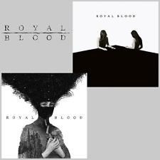Royal Blood Bundle - Royal Blood / How Did We Get So Dark? - 2 x Vinyl LP *NEW*