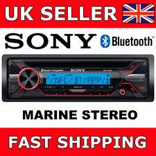 Sony Marine Stereo MEX-M71BT Bluetooth USB CD AUX IPod Receiver Brand NEW