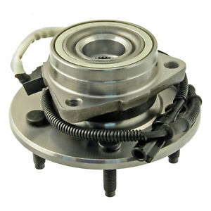 Front Wheel Bearing Hub for 97-00 Ford Expedition (12mm Bolt)  MADE IN USA
