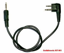 Solidtronic  RT-M1 Radio Connection Cable for Motorola GP68 GP88 GP300 CP200