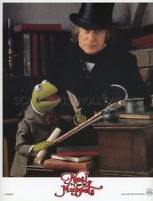 KERMIT THE FROG THE MUPPETS CHRISTMAS CAROL 1992 VINTAGE LOBBY CARD ORIGINAL #7