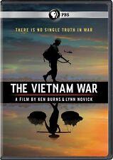The Vietnam War A Film By Ken Burns & Lynn Novick PBS BRAND NEW 10-DISC DVD SET