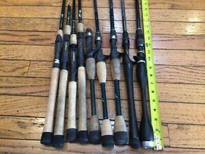 Large Lot Of St.Croix Legend elite ,xtreme rod handles #2