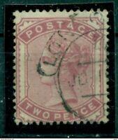 Großbritannien, Königin Victoria Nr. 58 gestempelt