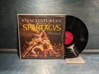 Khachaturian Conducts Spartacus & Gayne Ballets VINYL LP ALBUM NEAR MINT SHRINK