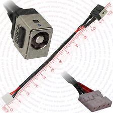 Toshiba Tecra R850-S8520 DC Power Jack Zócalo Puerto Conector De Cable Alambre