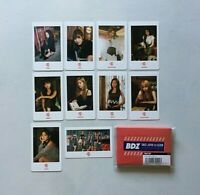 TWICE BDZ JAPAN HI TOUCH EVENT OFFICIAL PHOTOCARD SET [CHOICE OF MEMBER]