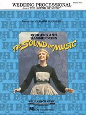 Wedding Processional from The Sound of Music Sheet Music Piano Solo 000351727