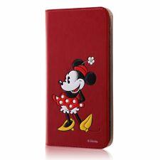 Disney  iPhone7 Plus case  Minnie notebook-type leather case JAPAN