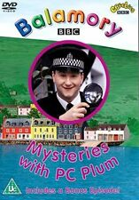 BALAMORY - MYSTERIES WITH PC PLUM - DVD - REGION 2 UK