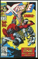 LOT OF 4 COPIES X-FORCE #15 NEAR MINT 9.4 DEADPOOL 1992 MARVEL COMICS