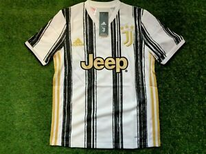 ADIDAS JUVENTUS 2020/21 HOME JERSEY YOUTH 7-8 YRS OLD BRAND NEW
