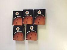 1991 STAR PICS PRO PROSPECT BASKETBALL CARD SETS (  5 SET LOT )