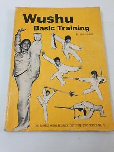 Wushu Basic Training Bow-Sim Mark Chinese Research Book Series No 5 Martial Arts