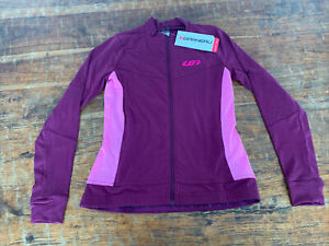Women's Beeze Ls Cycling Jersey Magenta Size small New with tags